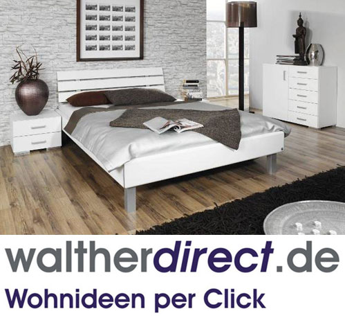 modernes bett mavi base von rauch select ebay. Black Bedroom Furniture Sets. Home Design Ideas