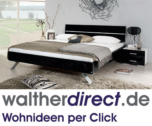 Modernes Bett Mavi Plus von Rauch Select | eBay