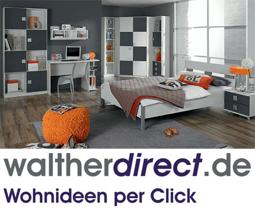 modernes jugendzimmer skate von rauch packs ebay. Black Bedroom Furniture Sets. Home Design Ideas