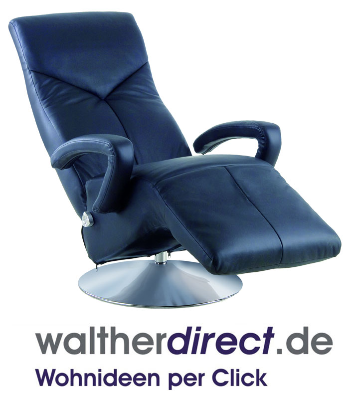 Duo collection napoli sessel relaxsessel mit liegefunktion for Sessel liegefunktion