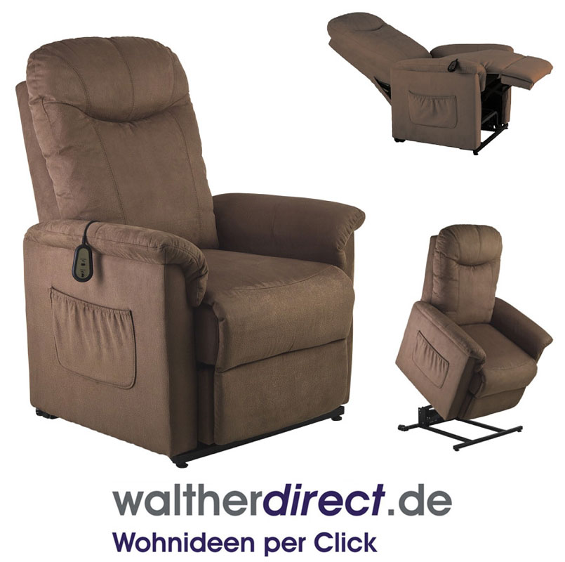Duo collection pylos tv sessel mit motor ebay for Sessel liegefunktion