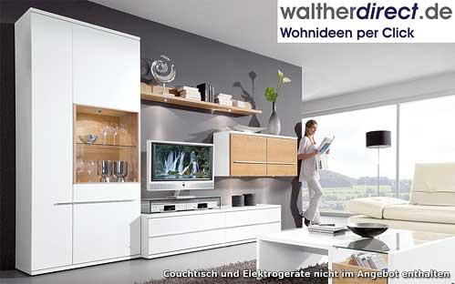 wohnwand kito von loddenkemper vitrine h ngeschrank unterteil wandboard ebay. Black Bedroom Furniture Sets. Home Design Ideas