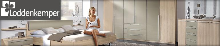 Schlafzimmer linus von loddenkemper schrank bett for Loddenkemper schlafzimmer