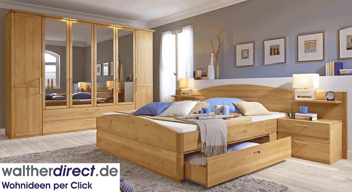 loddenkemper schlafzimmer navaro von loddenkemper schrank bett bettschubkasten nachtkonsolen. Black Bedroom Furniture Sets. Home Design Ideas