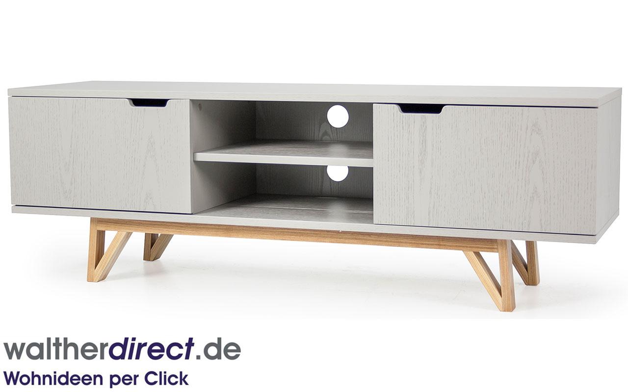cross by tenzo design lowboard sideboard tv hifi bank. Black Bedroom Furniture Sets. Home Design Ideas