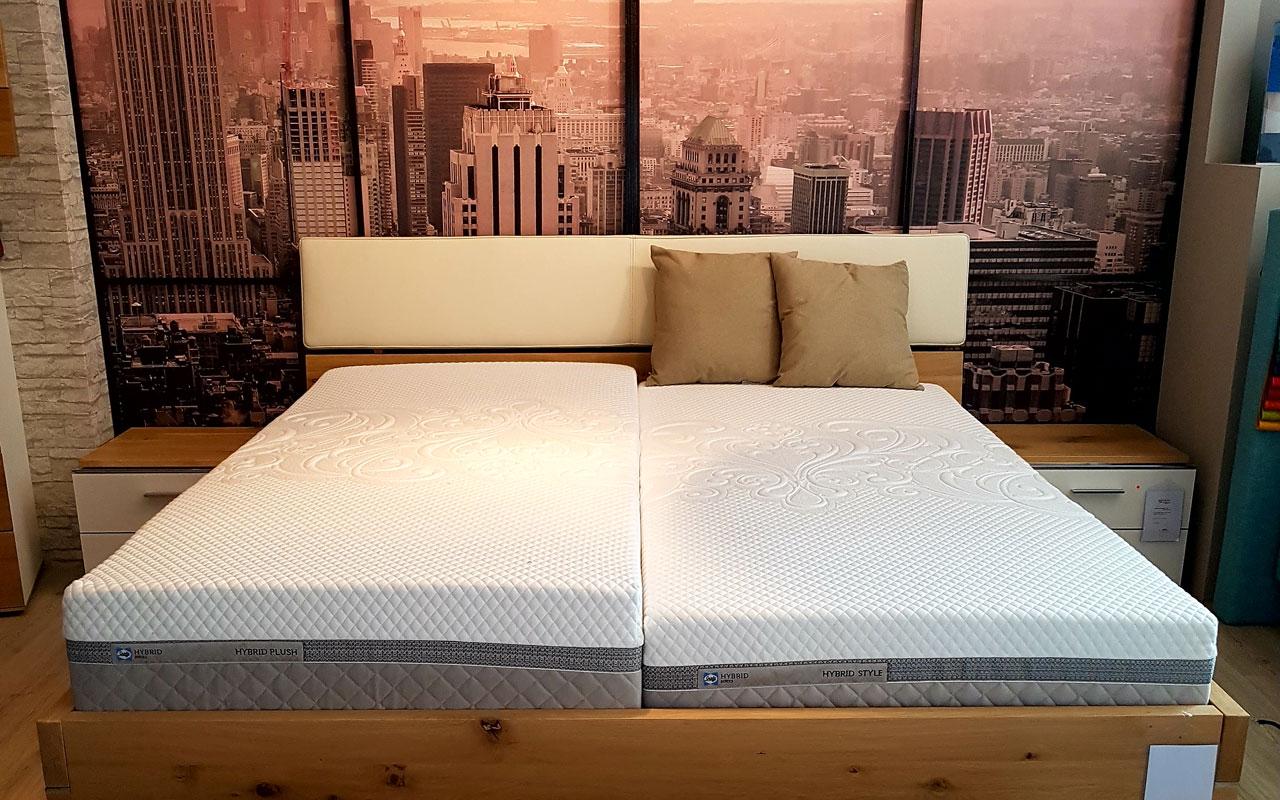 schlafzimmerset loft von thielemeyer sofort verf gbar. Black Bedroom Furniture Sets. Home Design Ideas