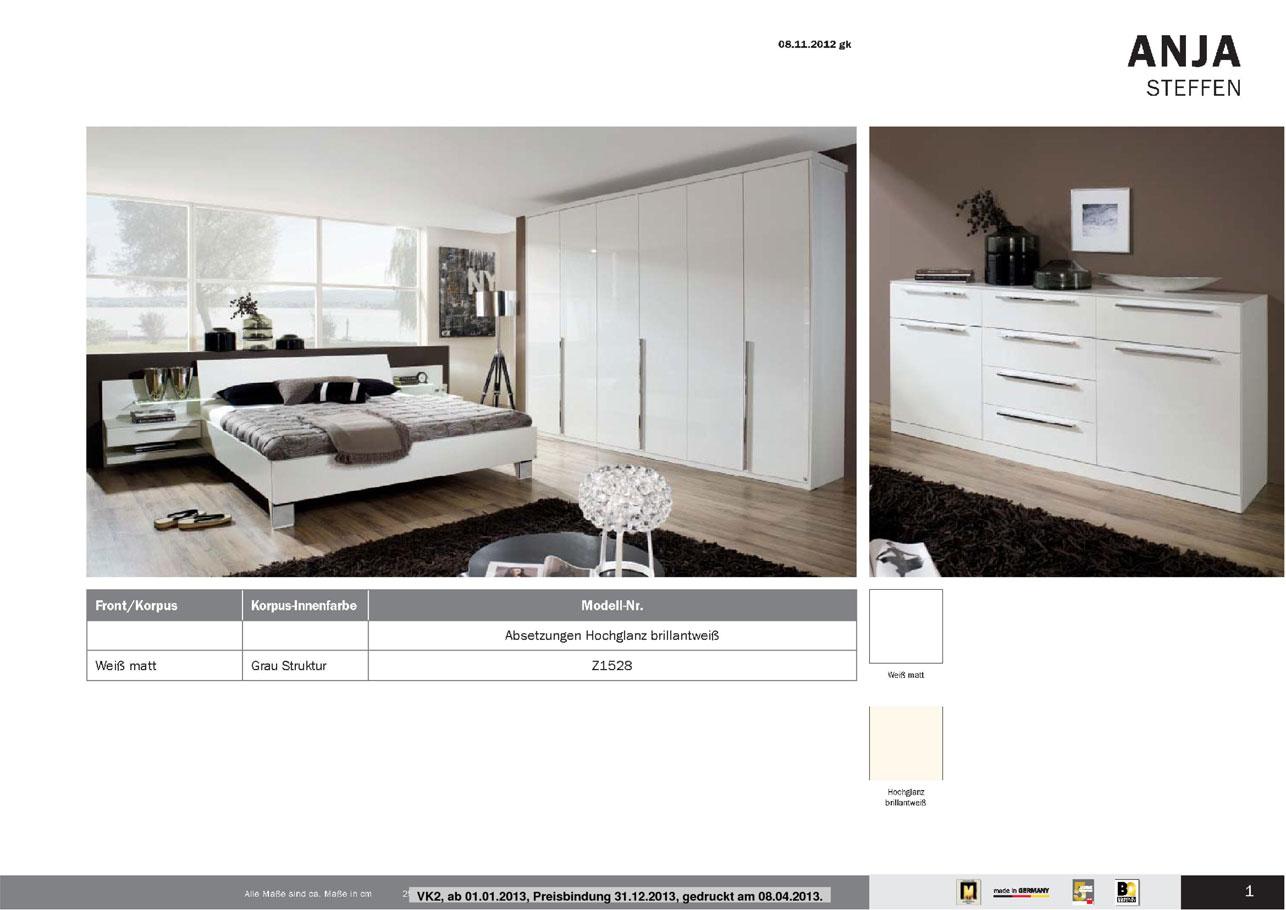 modernes schlafzimmer anja von rauch steffen. Black Bedroom Furniture Sets. Home Design Ideas