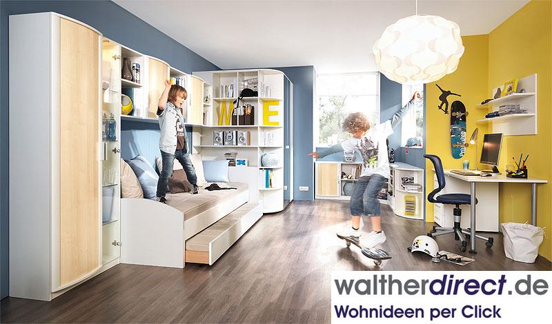 Modernes jugendzimmer allround von welle ebay for Jugendzimmer welle