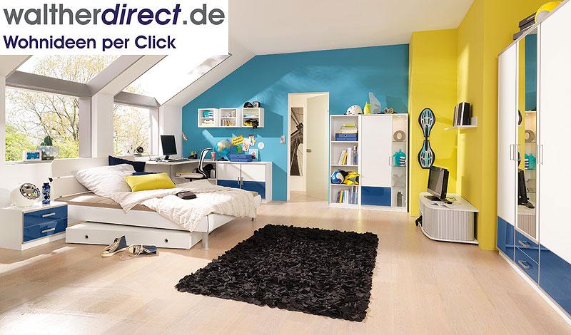 modernes jugendzimmer finn von welle. Black Bedroom Furniture Sets. Home Design Ideas
